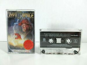 Vintage-Cryptic-Carnage-Retrospect-2000-Cassette-Tape-Gothic-Metal-Nuclear-Blast