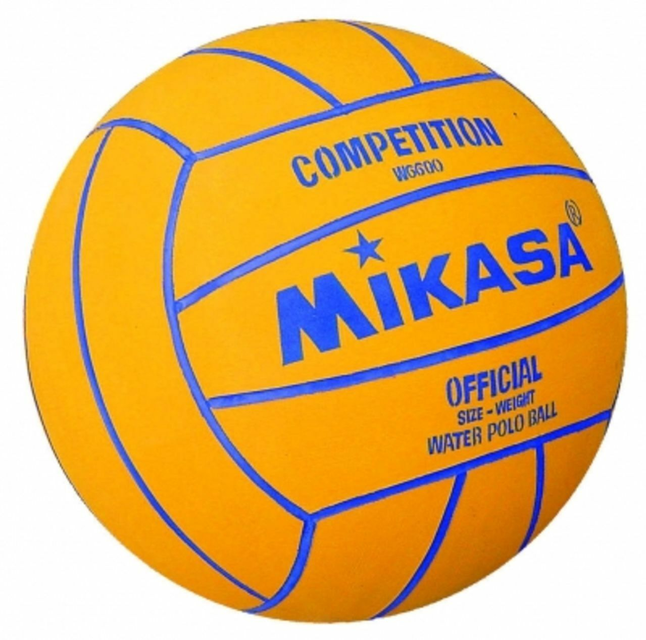 Mens Mikasa Swimming Pool Fun Sports Play Water Polo Official Size Training Ball