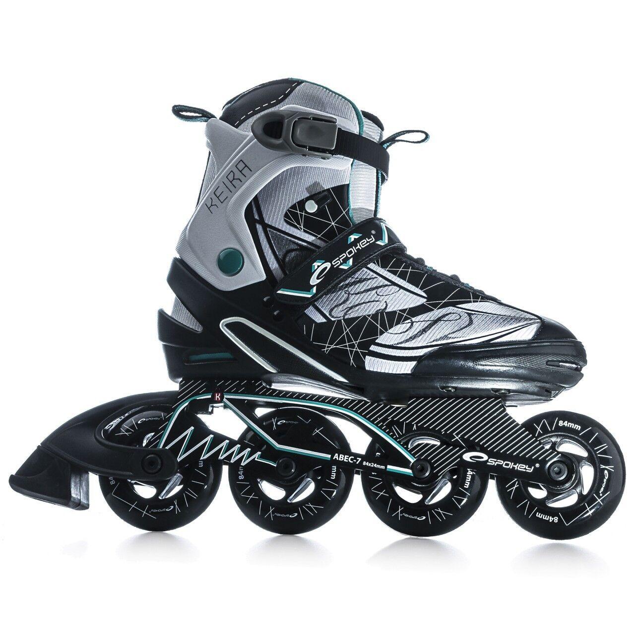 Spokey Inliner Skater KEIRA, ABEC 7, Gr. Aluminium-Chassis, Gr. 7, 41 5493a3