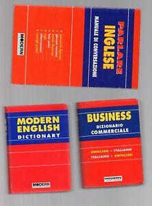 dizionario-commerciale-modern-english-dictionary-grammatica-inglese-15euro