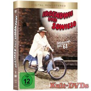Irgendwie-und-sowieso-Komplettbox-4-DVD-Box-Ottfried-Fischer-Neu-OVP