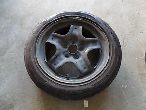 Image Is Loading 2010 Ford Fusion Spare Oem Tire Wheel Full