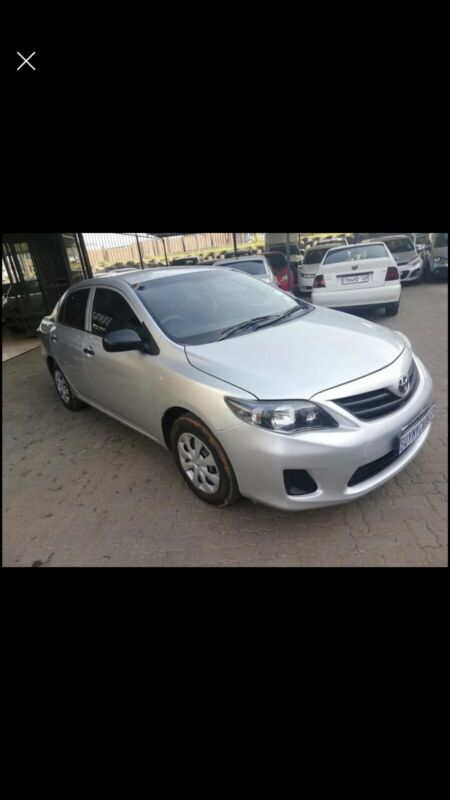 Toyota Corolla automatic/manual stripping for parts