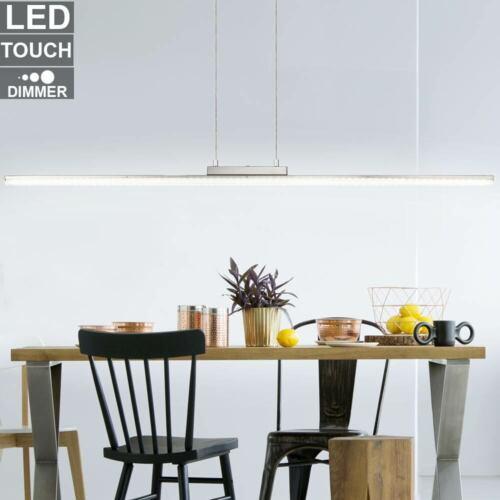 LED Design Hänge Decken Lampe Wohn Zimmer Beleuchtung TOUCHDIMMER Pendel Leuchte