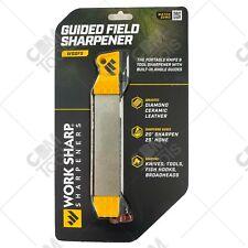 Work-Sharp WSGFS221 Guided Field Sharpener