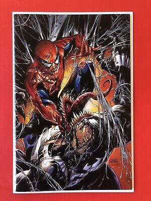 SPIDER-MAN LIFE STORY #1 KIRKHAM VIRGIN VARIANT NM VENOM CARNAGE GWEN ENDGAME