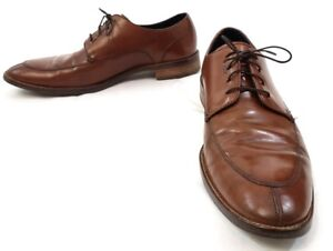 c565d99a2af Cole Haan Lenox Hill Split Toe Oxford Shoes C11629 Sz 9 M Brown