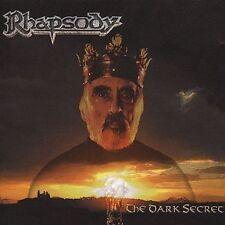 The Dark Secret [EP] by Rhapsody (CD, Jun-2004, Steamhammer)