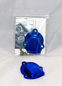 FCR QUICK POWER SHOT PUMP Yamaha WR450F WR 450F 450 WR250F carb blue