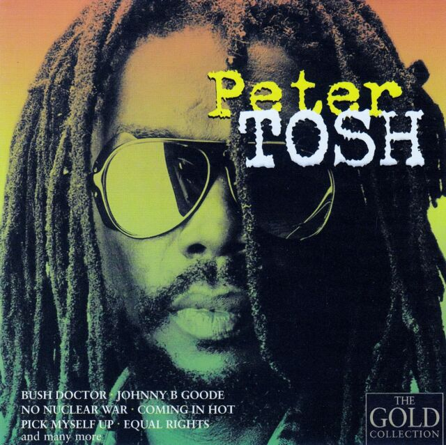 PETER TOSH : THE GOLD COLLECTION / CD - TOP-ZUSTAND