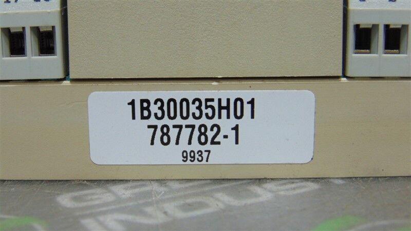 Utiliza Westinghouse Emerson 1B30035H01 base de control de de de proceso de Ovation 787782-1 d1b371
