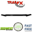 TrailFX Smoke Black Wraparound Bug Shield For 1999-2006 GMC Sierra 1500 Yukon