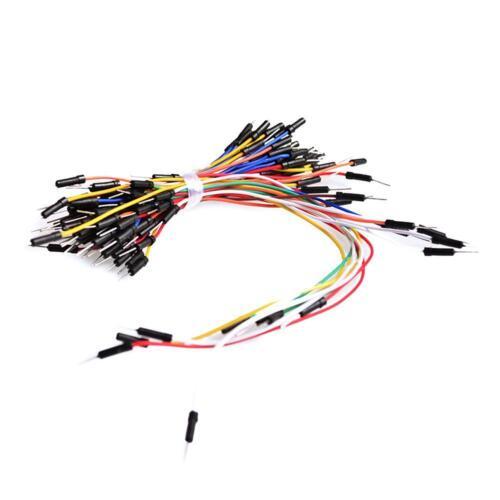 65pcs Jumper Wire Kabelsatz für Solderless-Breadboard