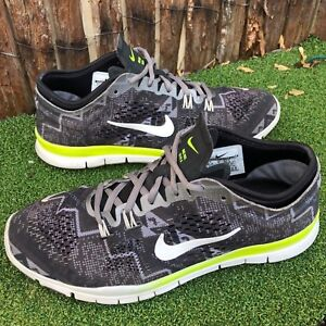 brand new 355a6 9c956 Details about Nike Free 5.0 TR FIT 4 Print Women's Athletic Shoes US 7.5 UK  5 EUR 38.5 24.5cm