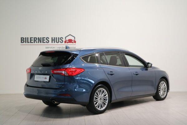 Ford Focus 1,0 EcoBoost Titanium Business stc - billede 1