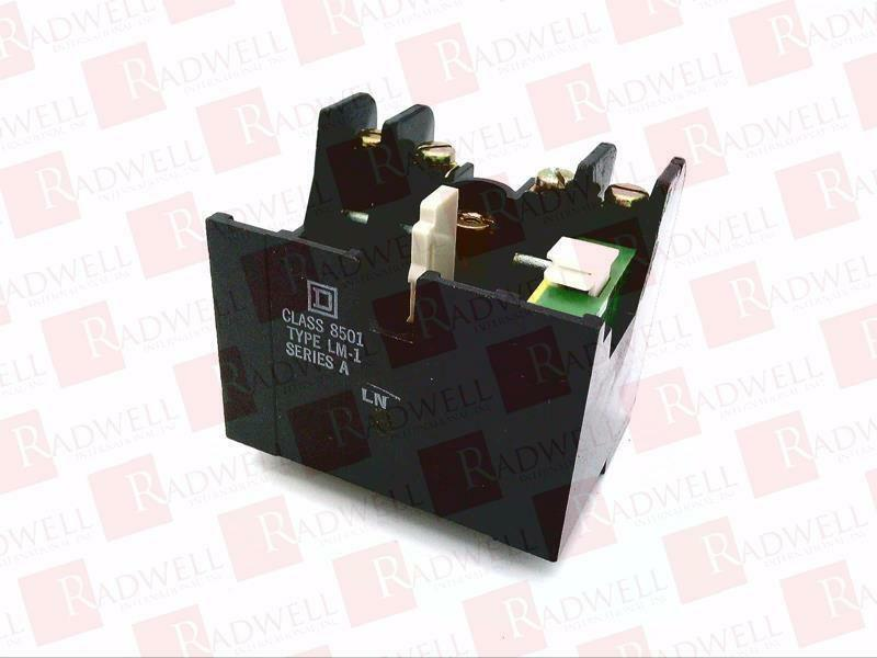 SCHNEIDER ELECTRIC 8501-LM1   8501LM1 (NEW NO BOX)