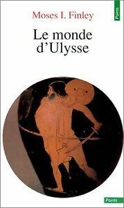 Le-Monde-d-039-Ulysse-de-Finley-Moses-I-Livre-etat-bon