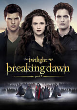 Framed Movie Print - The Twilight Saga Breaking Dawn Part 2 (Picture Poster Art)