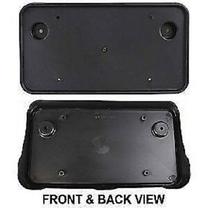 Sale Lincoln Town Car Front Grille License Plate Bracket Mount