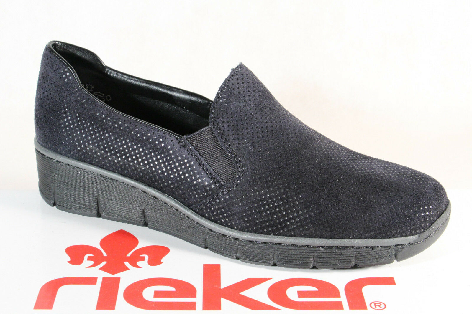 Rieker 53766 53766 53766 Mocasines Zapatilla de Deporte Bajas Calzado Deportivo Bailarina  primera reputación de los clientes primero