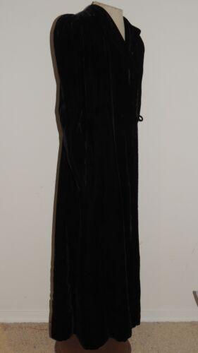 1930's - 1940's Pre WW2 Era  Black Velvet Opera Co