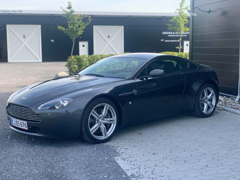 Aston Martin V8 Vantage 4,7 Coupé aut. 2d