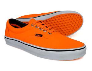 neón p naranja bajas color Free P Vans en para hombre Era Zapatillas neón de mlx qvTXp6