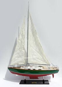 """Typhoon Handmade Wooden Model Speedboat 28/"""""""