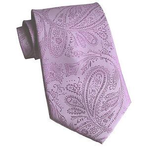New Men/'s Vesuvio Napoli Chinz Neck Ties Necktie only Wedding Party Dark Purple