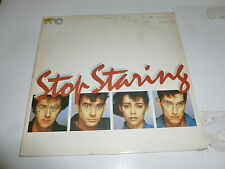 MO - Stop Staring - 1984 Dutch 10-track Vinyl LP