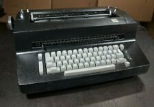 Vintage Ibm Selectric Ii Electric Correcting Typewriter Black For Repair Parts