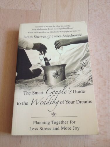 1 of 1 - JUDITH SHERVEN, THE SMART COUPLE'S GUIDE TO THE WEDDING OF YOUR DREAMS