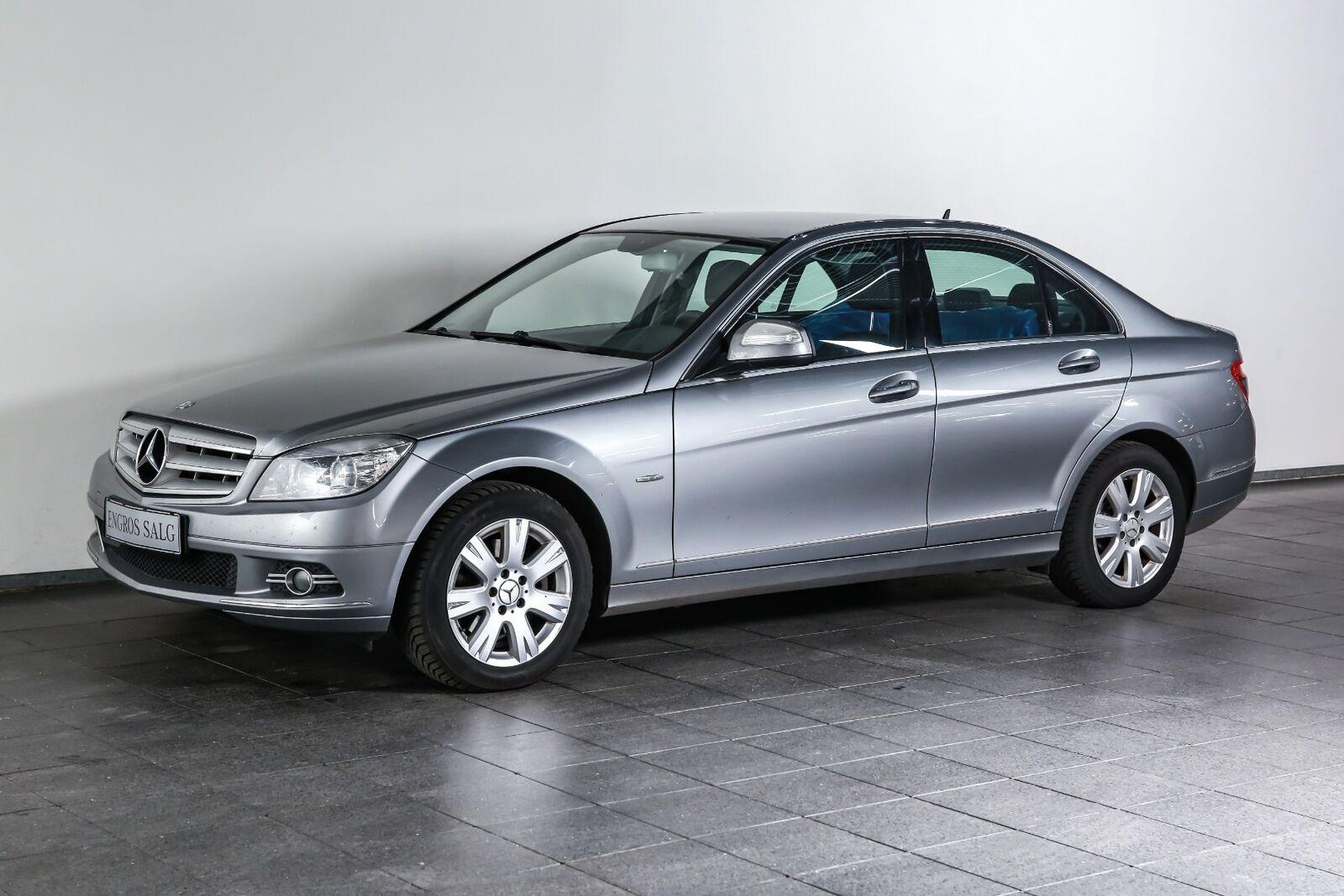 Mercedes-Benz C220 2,2 CDi Avantgarde aut.
