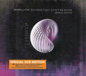 MARILLION-Sounds-That-Can-039-t-Be-Made-Special-Edition-2xCD-album-2013-NEW-SEALED
