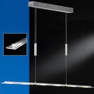 LED Pendelleuchte dimmbar Esszimmerlampe Esstisch-Leuchte 140 cm Hängelampe