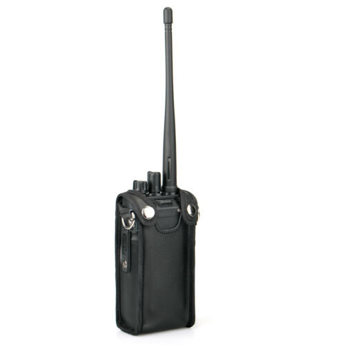 2X Customized Leather Protective Case Specialized for Ailunce HD1 Two Way Radio