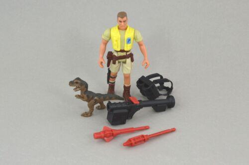 Jurassic Park série I Robert Muldoon avec tir Trang Bazooka /& T-Rex complet