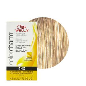 Wella Color Charm Permament Liquid Hair Color 42ml Sand