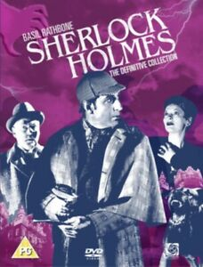 Neuf-Sherlock-Holmes-The-039-Definitive-039-Collection-DVD-OPTD0169