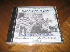 South Side Souldies Vol. 1 CD Soul Oldies - Donnie Wells Intruders Barbara Mason