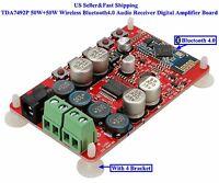 Us Tda7492p 50w+50w Wireless Bluetooth4.0 Audio Receiver Digital Amplifier Board