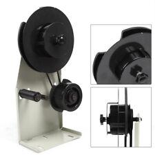 Tape Cutter Packaging Machine Creamy White Automatic Tape Dispensers Bracketiron