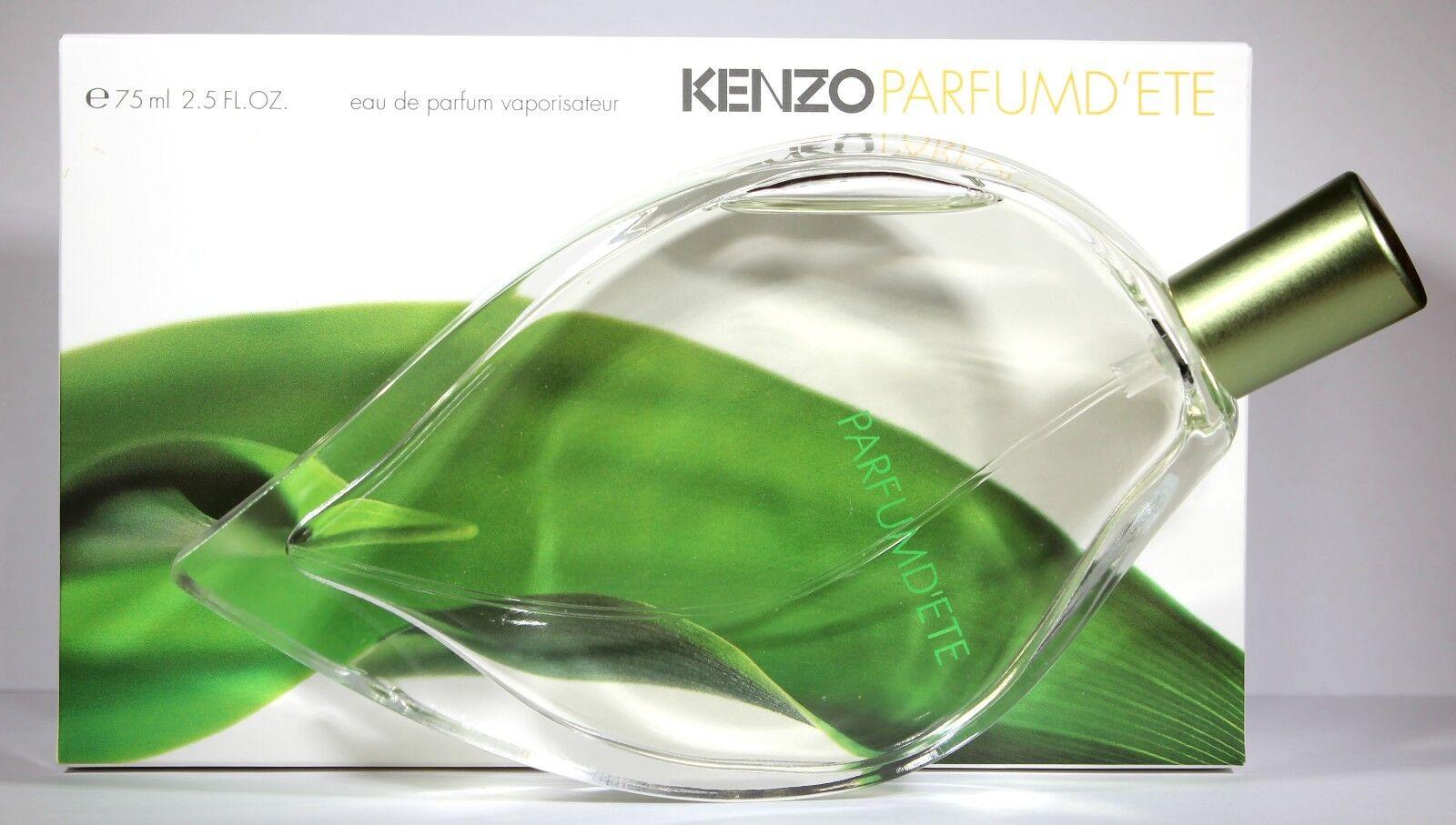 Kenzo Dete Edp Eau De Parfum Spray 75ml Womens Perfume Ebay Flower Woman Edt 100 Ml Original Free Vial Norton Secured Powered By Verisign