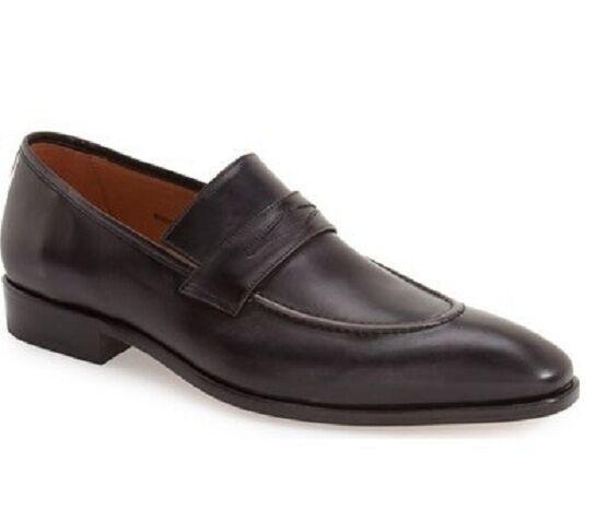 Para hombres Cuero Negro Zapatos Para Hombres Negro Formal Zapatos, Zapatos para hombre negro