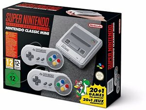 Super-Nintendo-Entertainment-System-SNES-mini-edition-classic-console-2017
