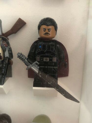 LEGO Star Wars Custom Darksaber Printed Fits Minifigures The Mandalorian