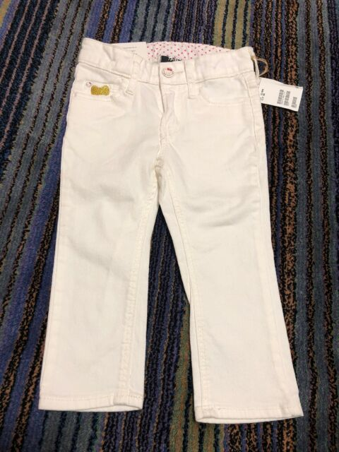 ad0ec2b78 H&M Hello Kitty Baby Girls White Pants 12-18m NWT | eBay
