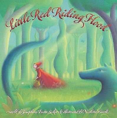 "1 of 1 - ""AS NEW"" Little Red Riding Hood, Josephine Evetts-Secker, Book"