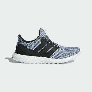 adidas-UltraBoost-Parley-4-0-Men-039-s-Size-11-Blue-White-Ultra-Boost-BC0248