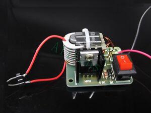 15KV-3-7V-High-Voltage-Inverter-Generator-Spark-Arc-Ignition-Coil-Module-DIY-Kit
